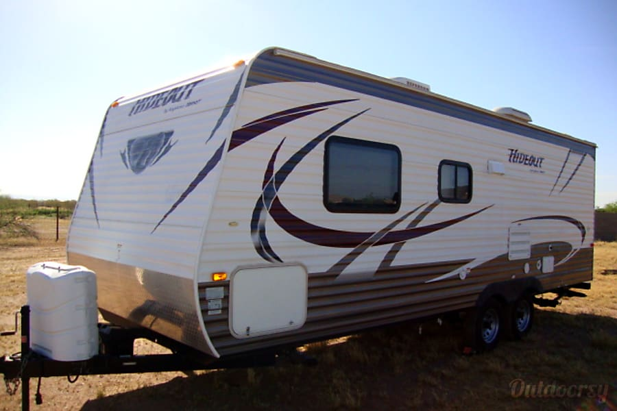 2016 Keystone Hideout 24 BHWE Bunkhouse Mesa, AZ The Perfect Lite Weight Camper - half ton towable - sleeps 6