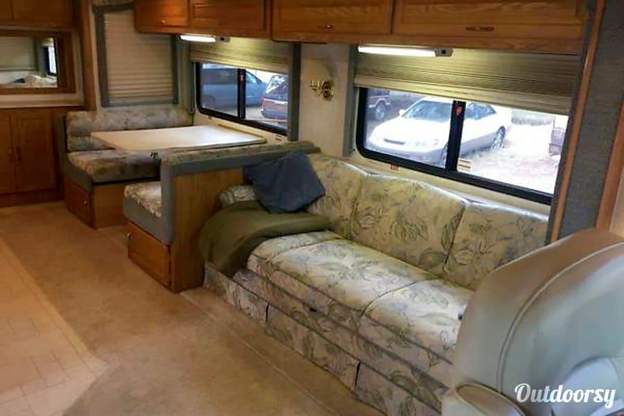 interior Fleetwood Bounder Flagstaff, AZ
