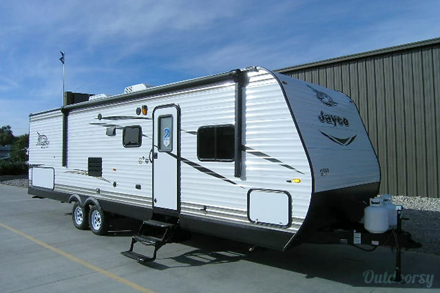 exterior 2017 Jayco Jay Flight Eaton, Colorado