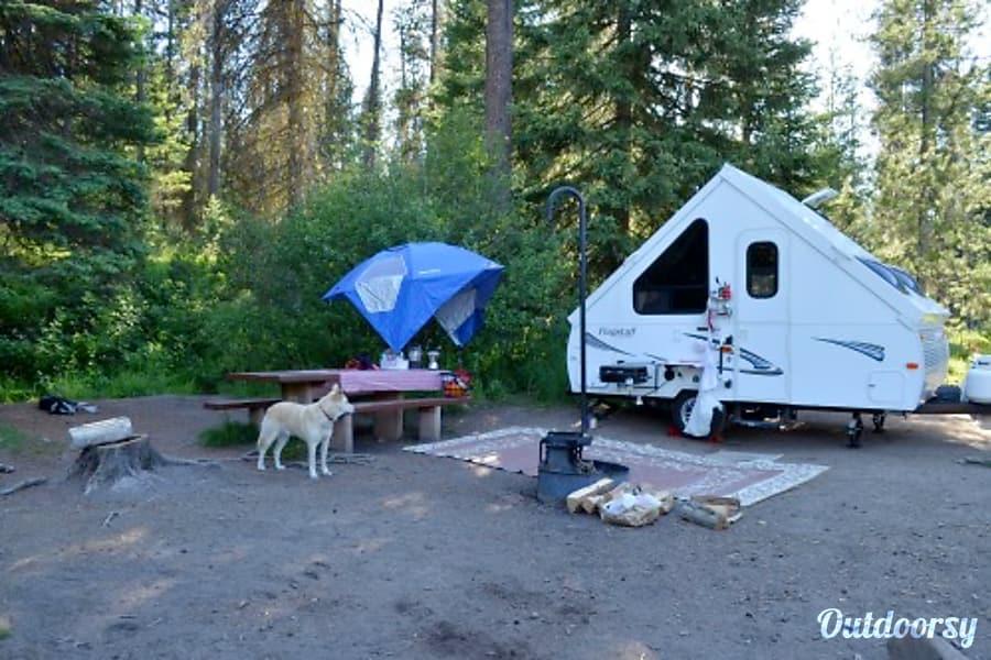 exterior Fully stocked, compact, light, super fast set up! Boise, Idaho