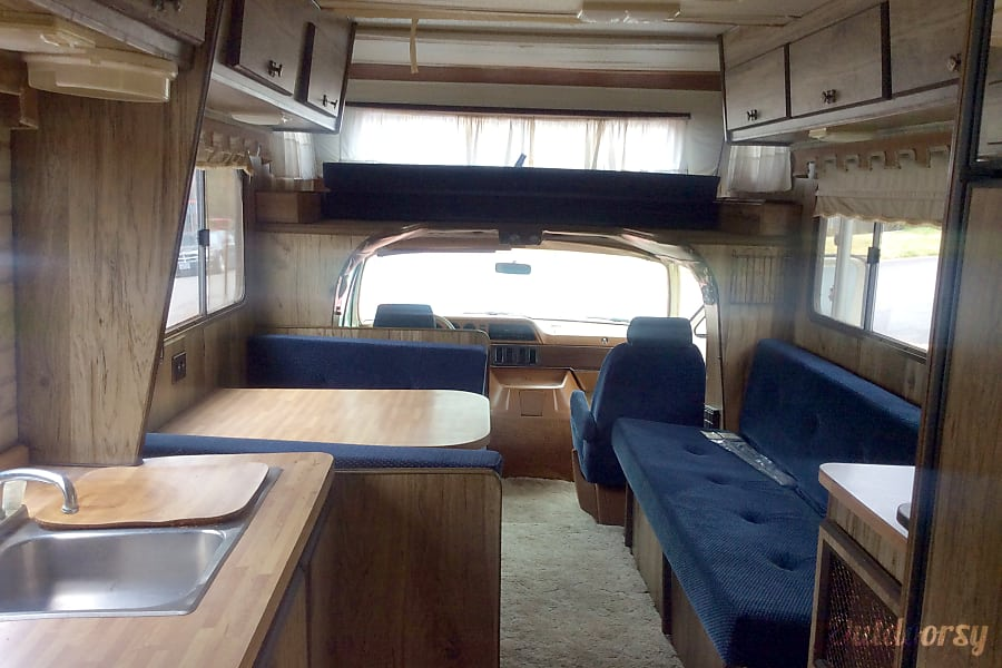Rv Refrigerator For Sale >> 1978 Dodge Winnebago Motor Home Class C Rental in Portland, OR | Outdoorsy