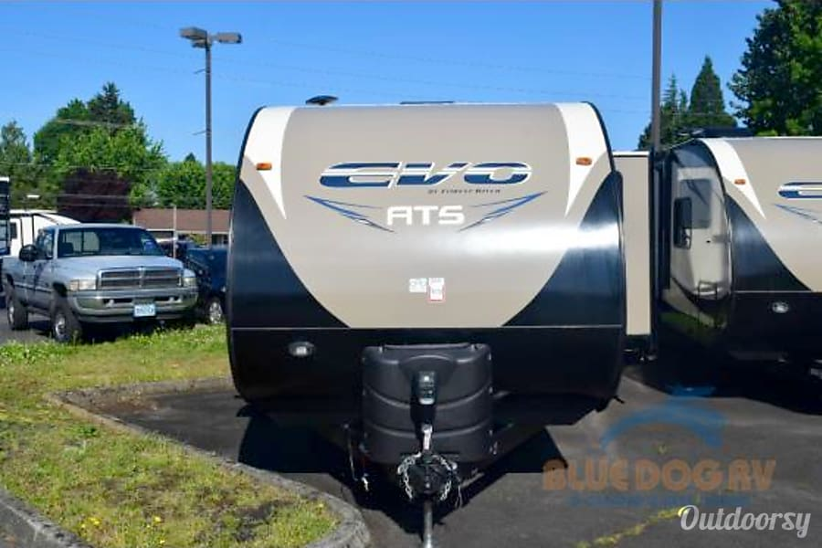 2016 Forest River Evo 24BHS Portland, OR
