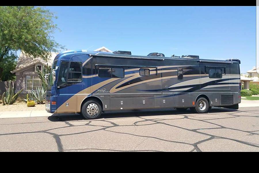 2003 American Eagle 40G - Diesel Pusher Peoria, AZ