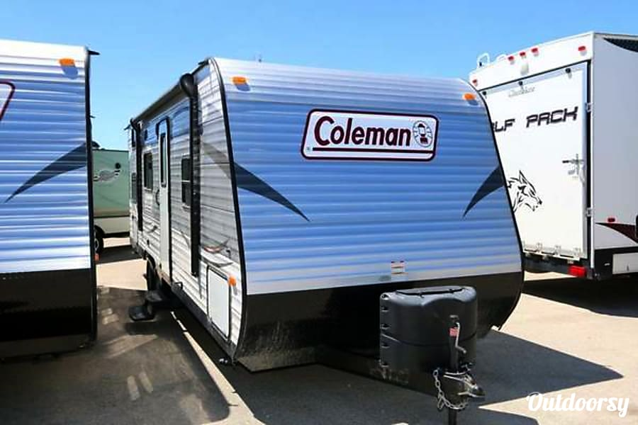 exterior 2015 Coleman Expedition Idaho Falls, ID