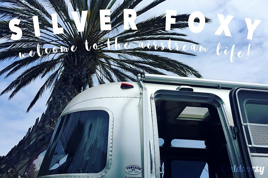 exterior 2014 Airstream International Ventura, California