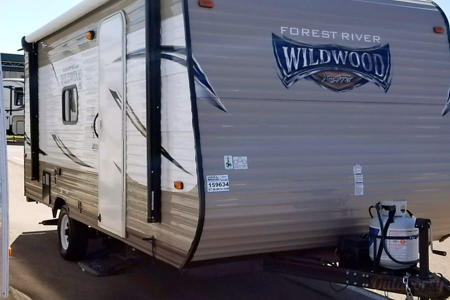 2016 Forest River Wildwood X-Lite Walled Lake, MI