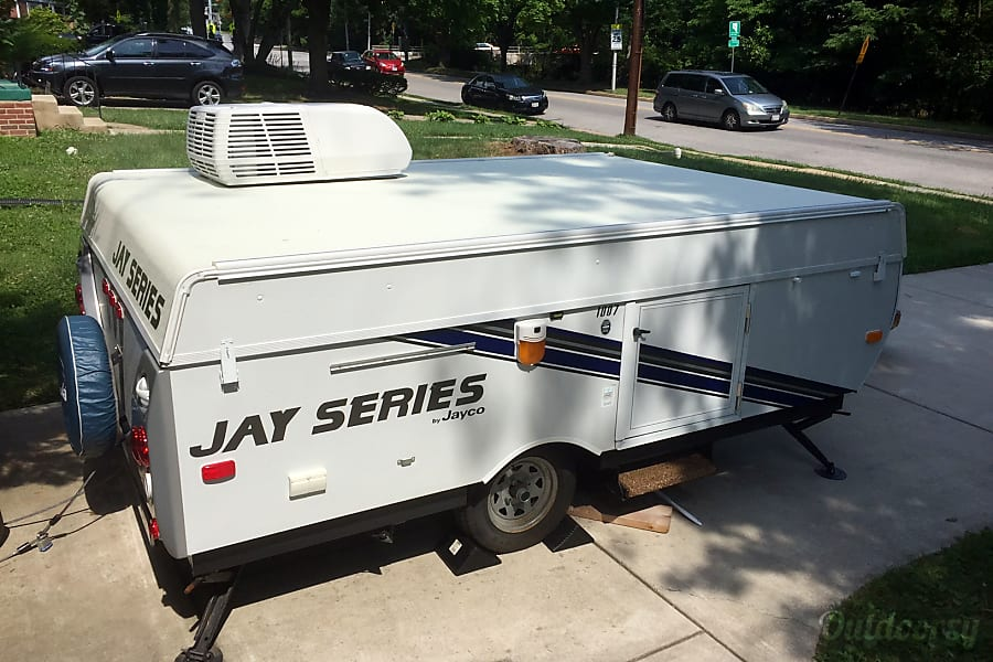 2010 Jayco Jay Series 1007 with AC Baltimore, MD