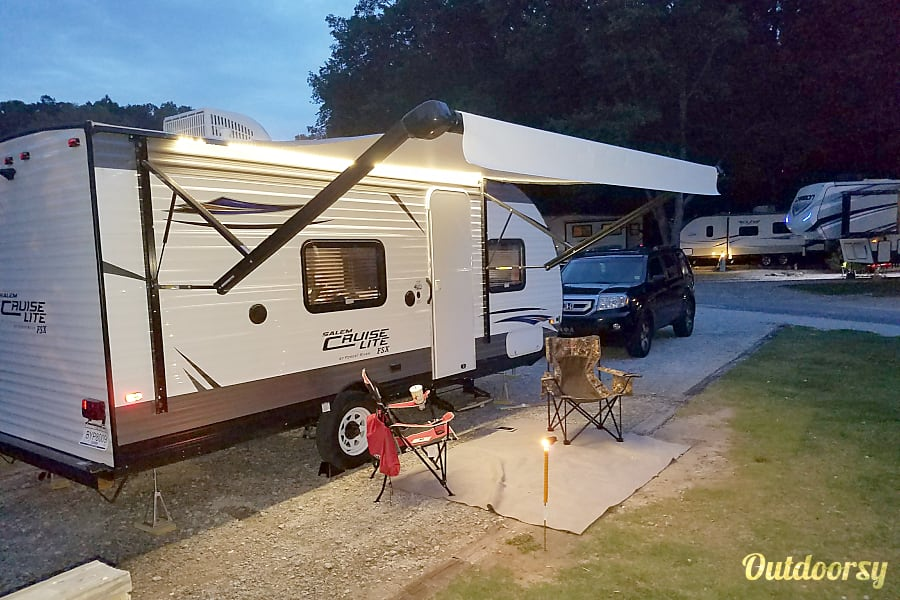 exterior 2018 Forest River Salem Cruise Lite Norcross, GA