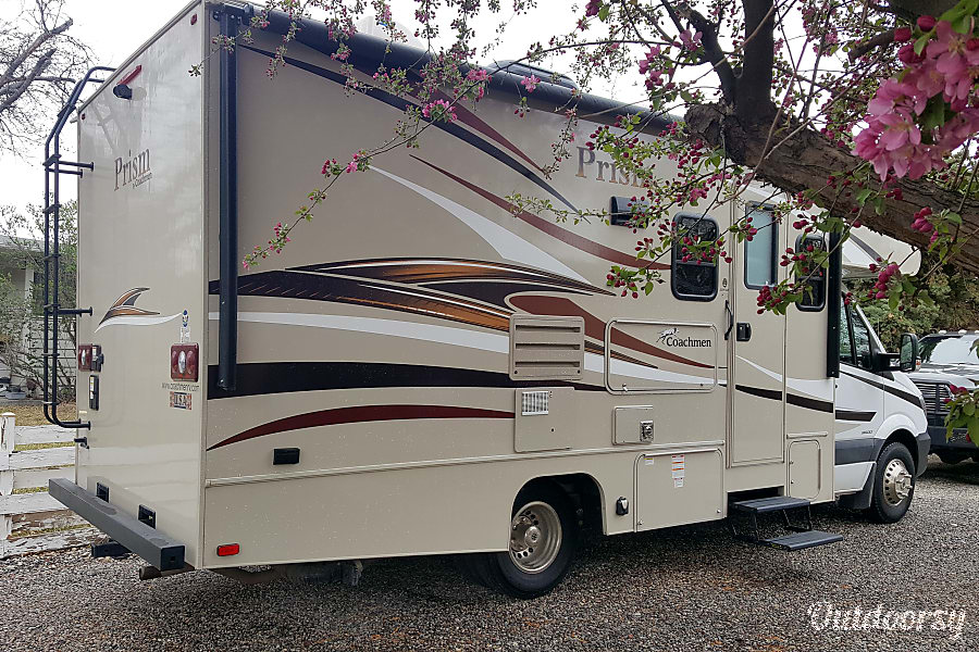 exterior 2016 Mercedes Coachmen Prism Grand Junction, CO