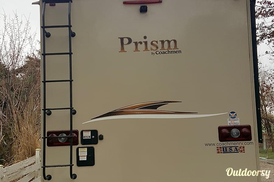 2016 Mercedes Coachmen Prism Grand Junction, CO