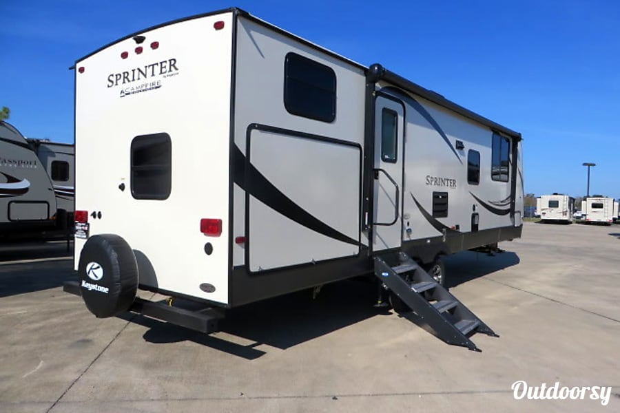 2017 Keystone Sprinter Campfire Richmond, TX
