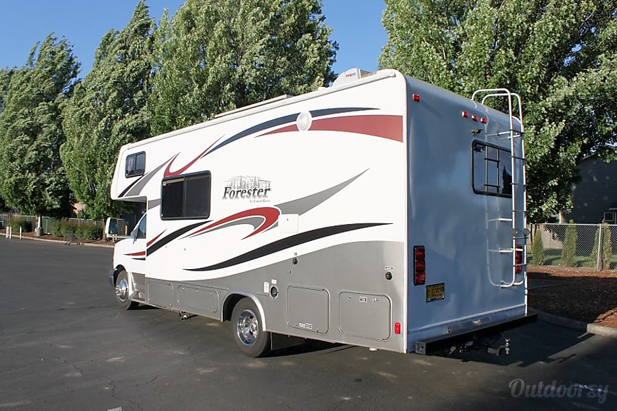 2011 Forest River Forester Motor Home Class C Rental In