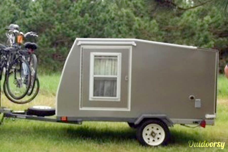 Teardrop Camper New London, Wisconsin