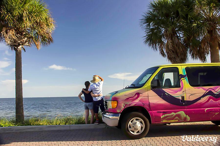 ONDEVAN CAMPERVAN #2, Rental Miami Florida ! Hallandale Beach, FL ondevan campervan hire orlando