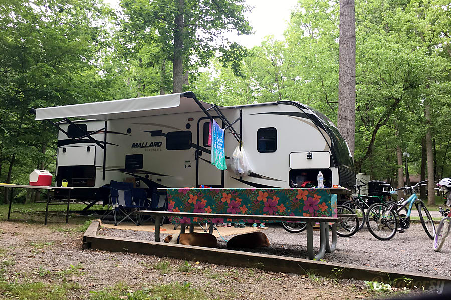 exterior 2018 Heartland Mallard M26 Gallatin, TN