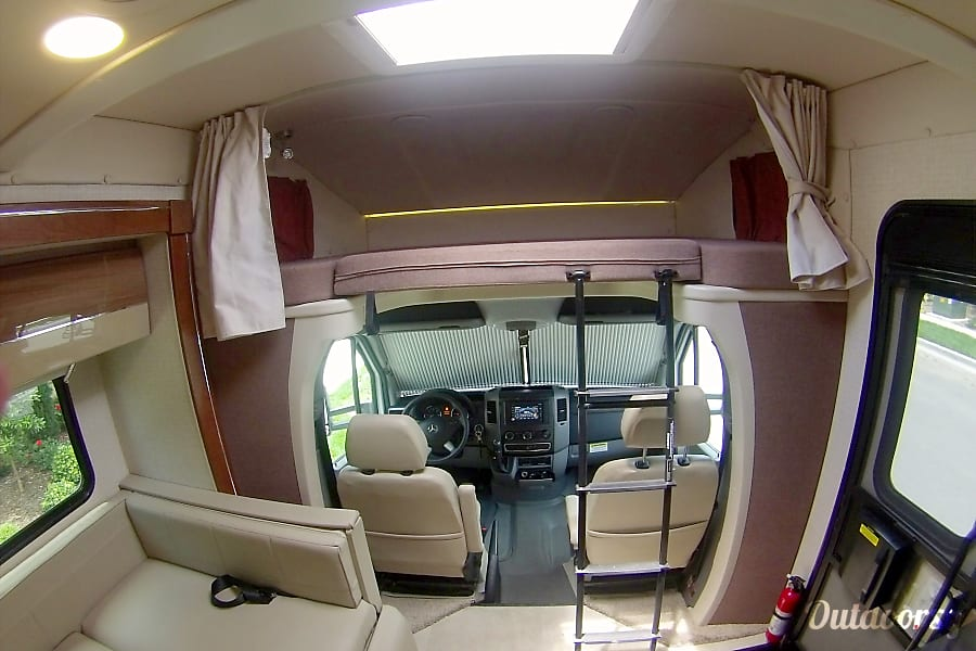 2015 Winnebago View Irvine, California