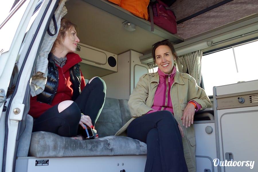 interior Van #2 - Burt Bainbridge Island, WA
