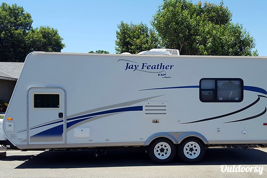 exterior 2010 Jayco Jay Feather Visalia, CA