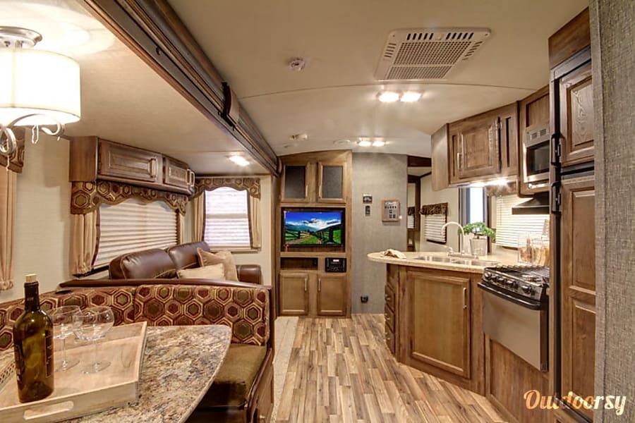 2016 Keystone Cougar Bumpass, VA