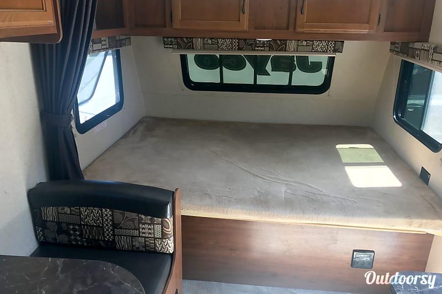 interior 2016 Jayco Jay Flight Oceanside, CA