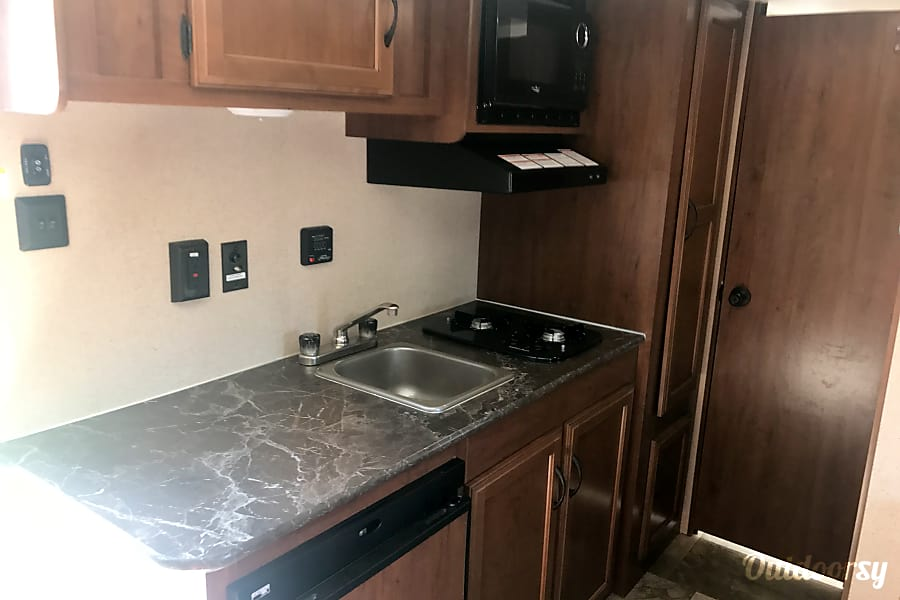 interior 2016 Jayco Jay Flight Oceanside, CA