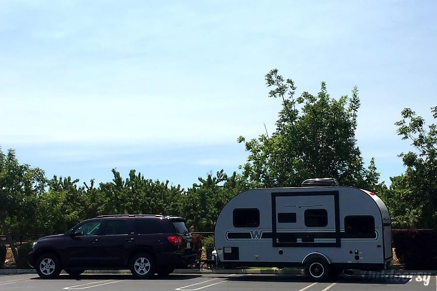 2017 Winnebago WD 170K Pleasanton, CA