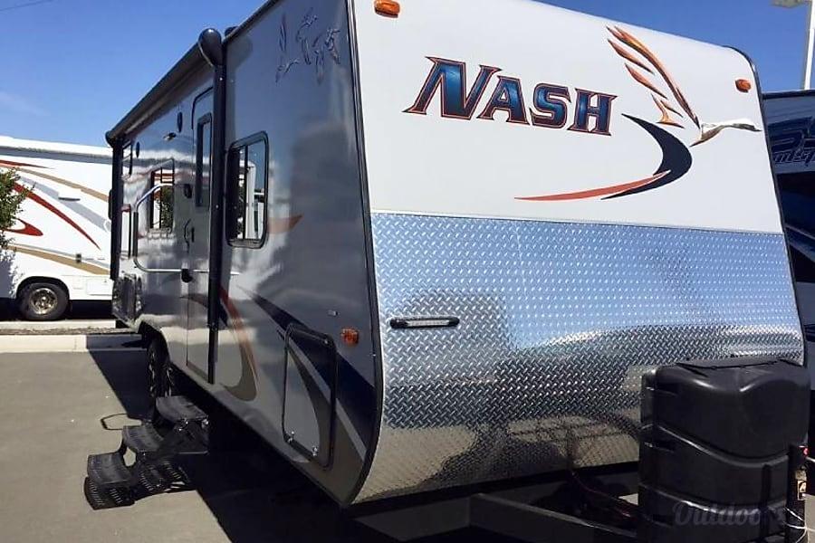 "2016 NASH by Northwood Mfg. Like new 23"" Bunkhouse Santa Rosa, CA"