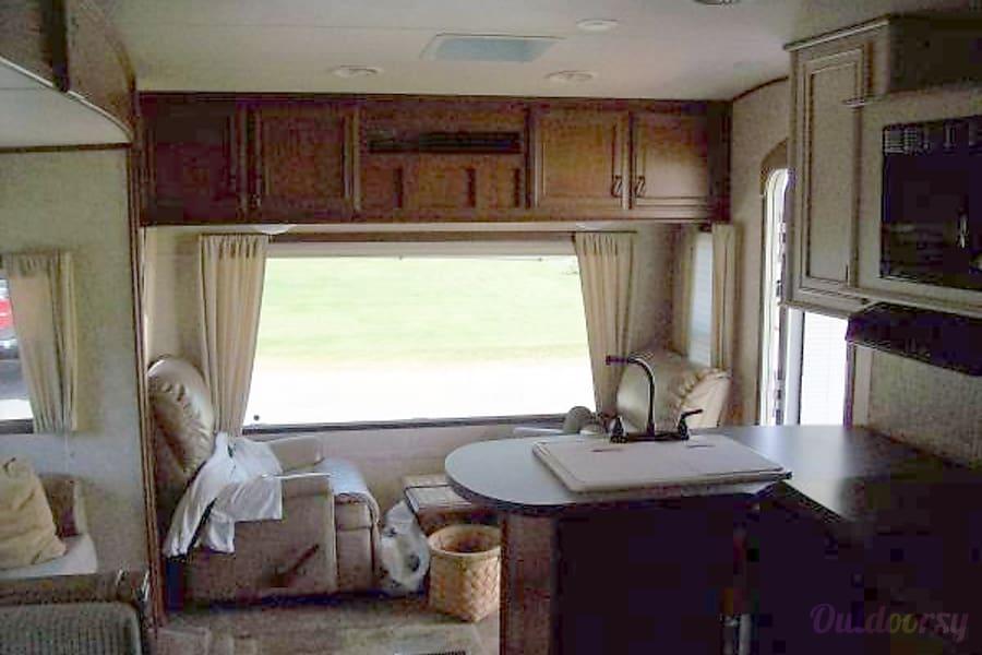 interior 2013 Open Range Mesa Ridge Canfield, OH