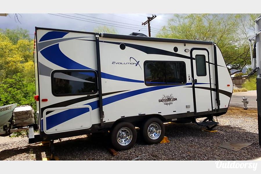 2016 Eclipse Recreational Vehicles Evolution Tucson, Arizona
