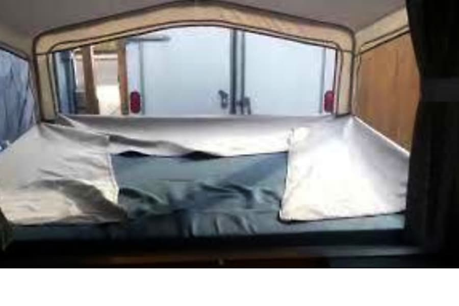 interior 2003 Starcraft Camping Trailers Savage, MN