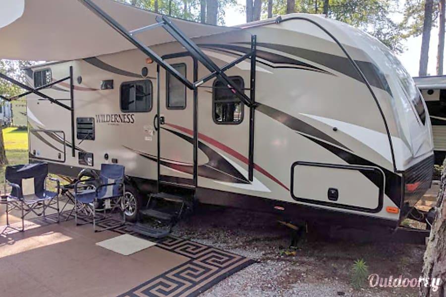 "exterior ""Thrill"" 2017 Heartland Wilderness Cleveland, TN"