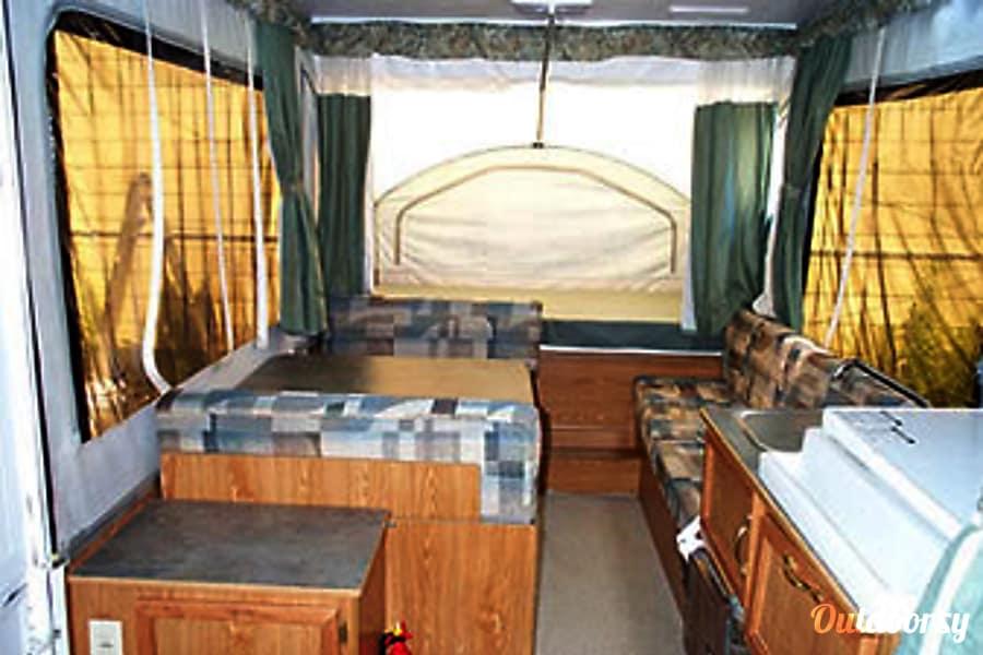interior 2007 Viking Viking 2465st El Cajon, California