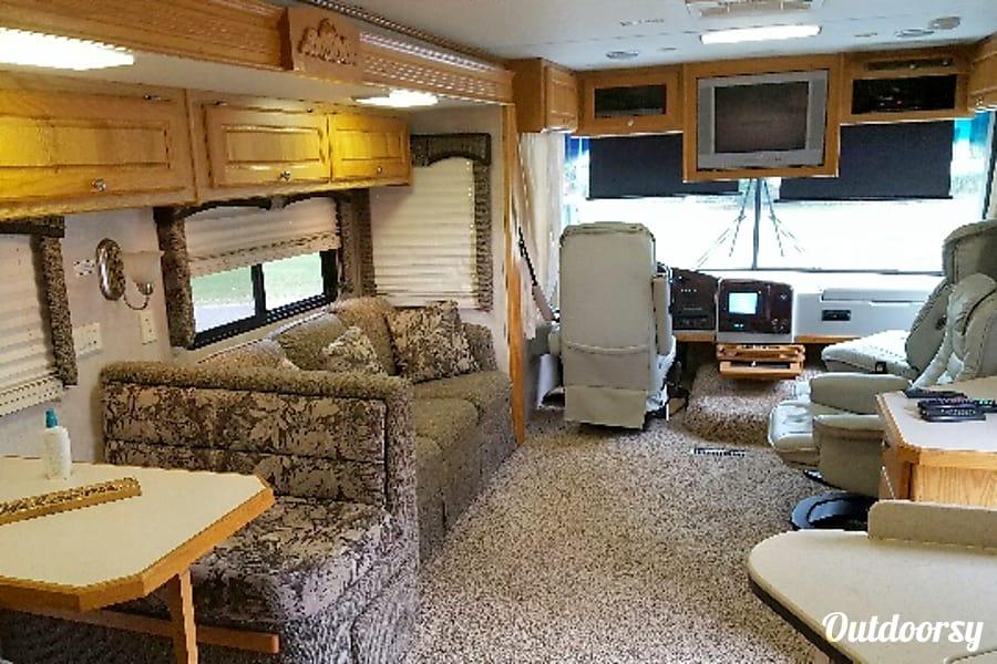 interior 2004 Holiday Rambler Vacationer Loxley, AL