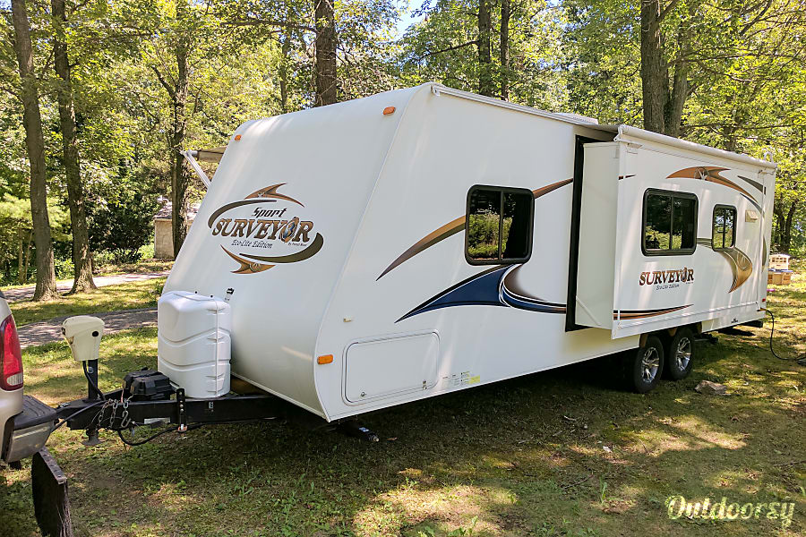 2011 Forest River Grand Surveyor Sport Eco-Lite Edition Delivery available! Gap, PA