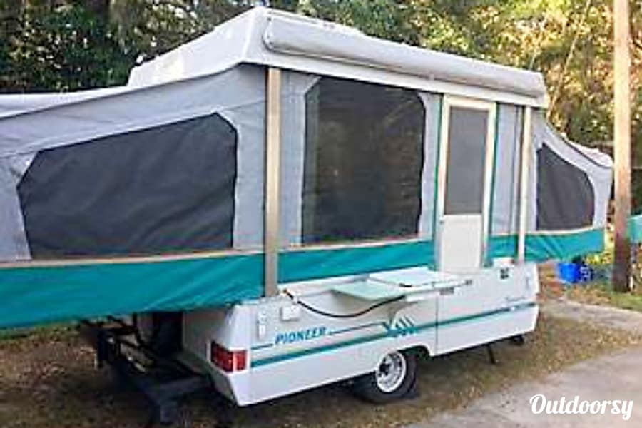 Gypsy 'BREEZE' - FREE DELIVERY to Fort DeSoto Campground Gulfport, FL