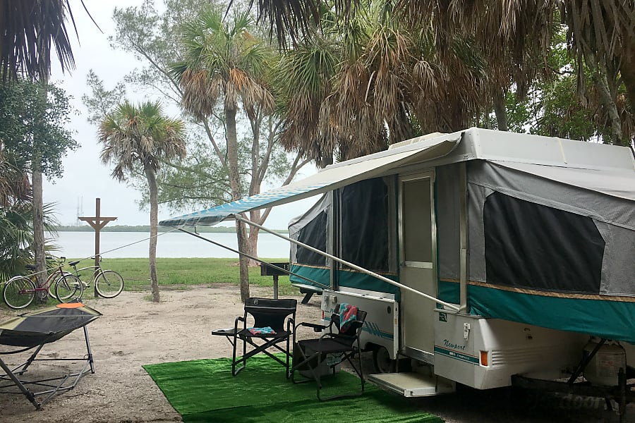 exterior Gypsy 'BREEZE' - FREE DELIVERY to Fort DeSoto Campground Gulfport, FL