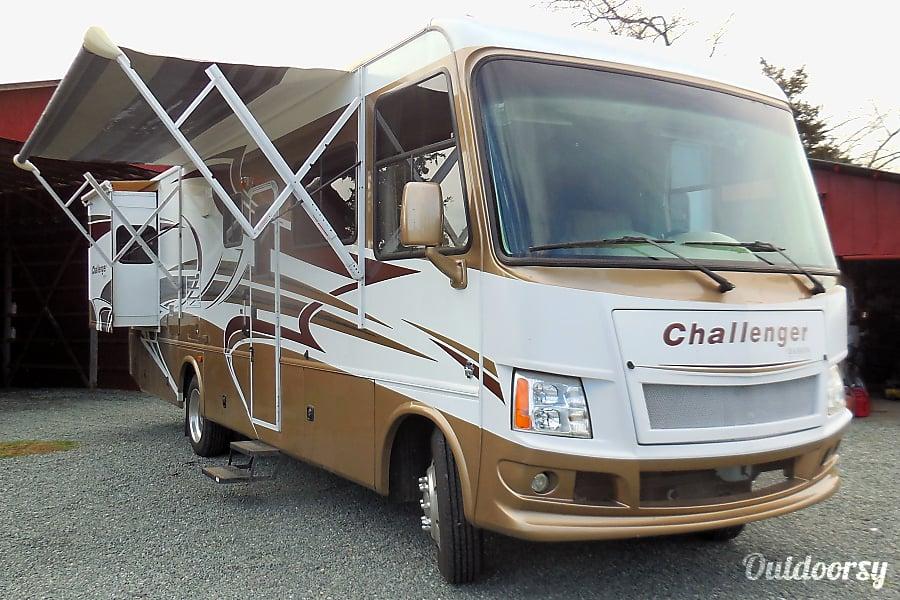 2011 Damon Challenger Liberty, North Carolina