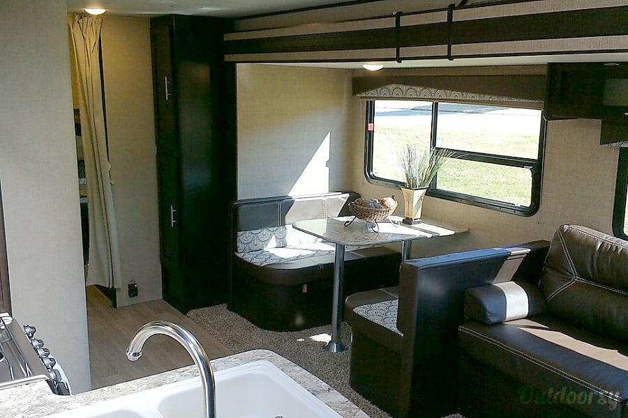 interior Kodiak 283BHSL(2) Fort Worth, TX