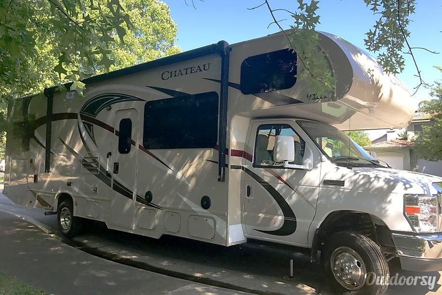 exterior Road Ranger - NO BURNING MAN Roseville, CA