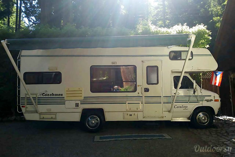 exterior 1995 Coachmen Catalina San Francisco, CA