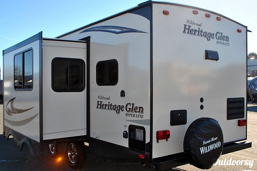 2016 HERITAGE GLEN 24RK Burlington, WA