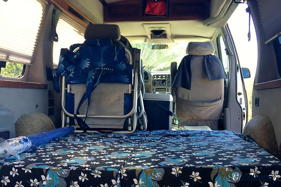 2003 Chevrolet Astro Van Motor Home Camper Van Rental In