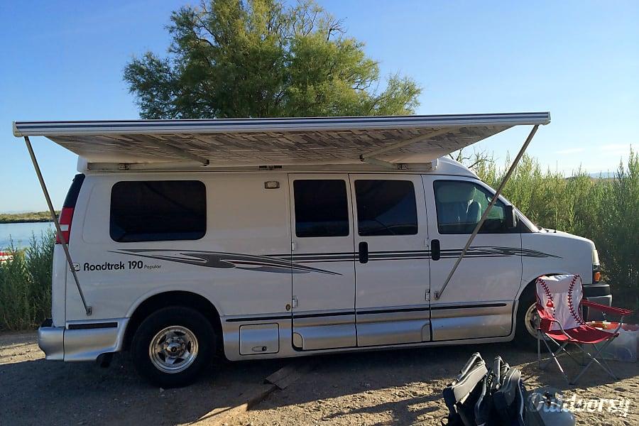 exterior 2009 Roadtrek 190 Popular Carlsbad, CA