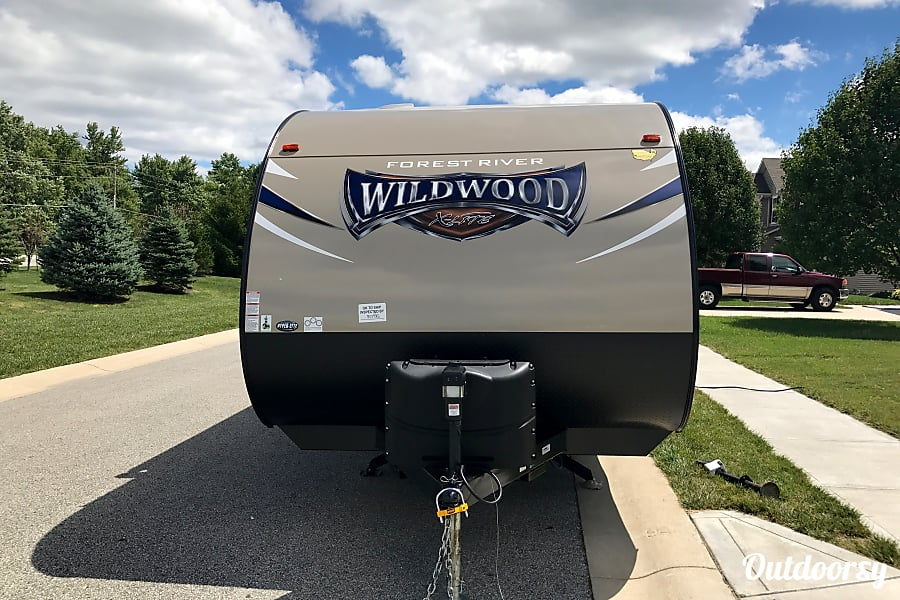 NEW 2018 FOREST RIVER, Now With Satellite TV!! Will Pickup, Deliver, and Setup! Brownsburg, Indiana
