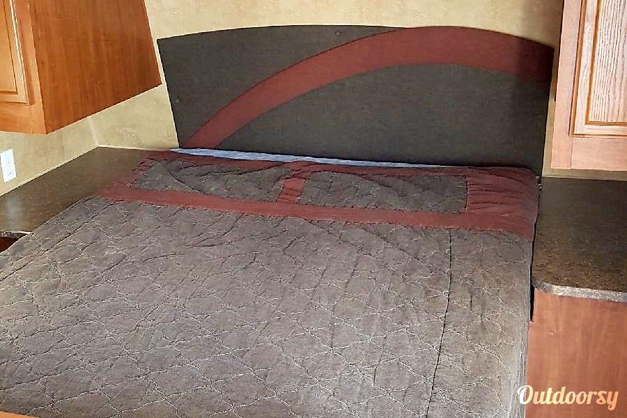 interior 2011 Jayco Jay Flight Waxahachie, TX