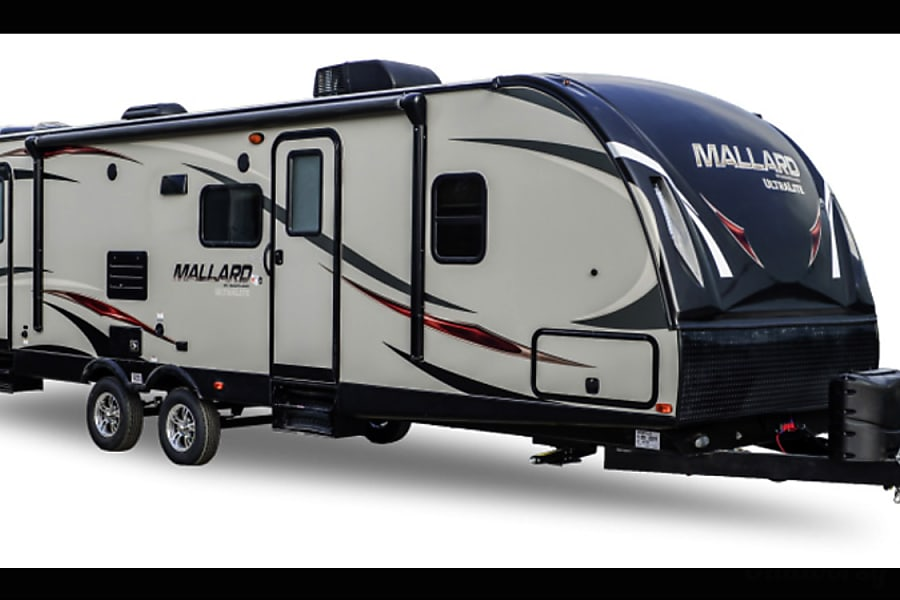 exterior 2018 Heartland Mallard 325 Travel Trailer West Jordan, UT