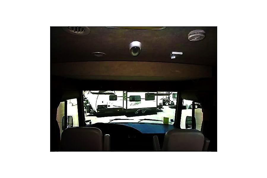 interior 2014 Itasca Sunstar Lancaster, CA