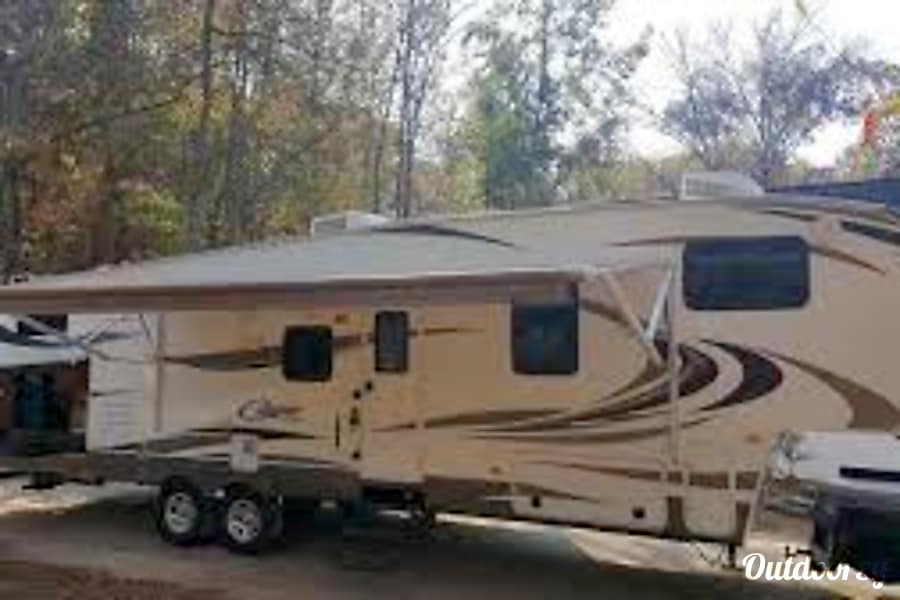 exterior 2014 Keystone Cougar 330RBK CLEAN.  NOT a Party camper Duluth, Minnesota