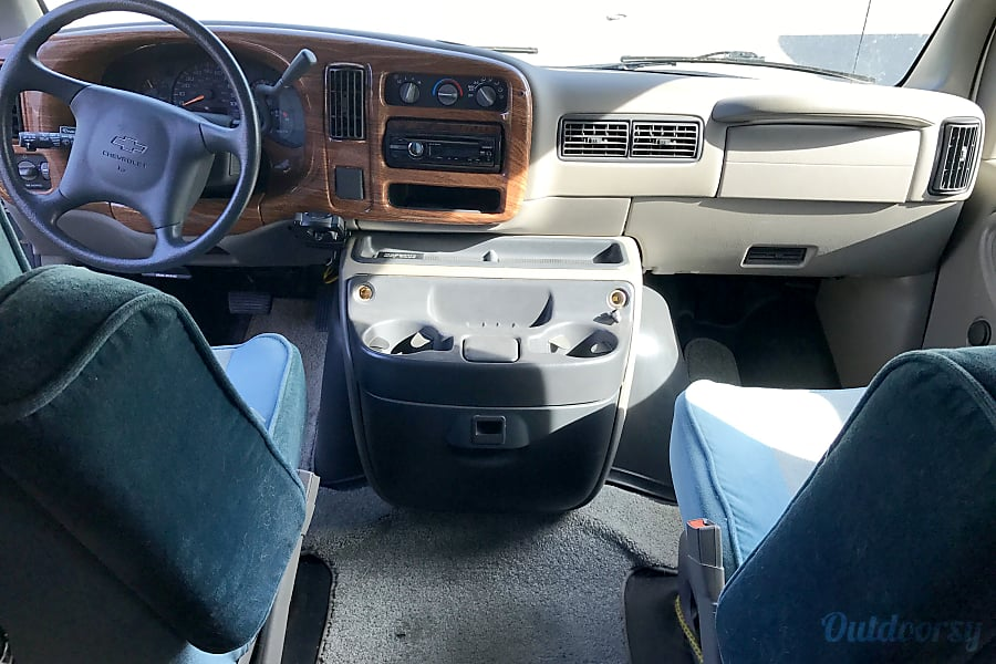 interior 2001 Carriage Carri-Go Anchorage, AK