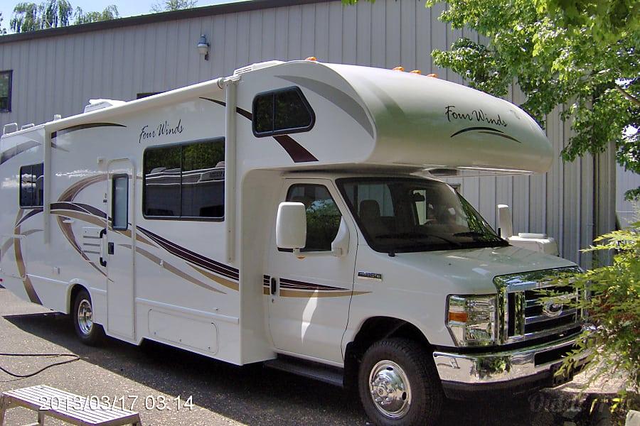 2013 Thor Motor Coach four winds Portland, OR